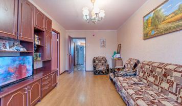 3 комнаты, п. Майский, д. 6
