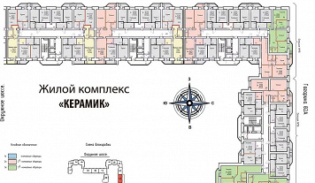 3 комнаты, Вологда, улица Гагарина, д. 80Г
