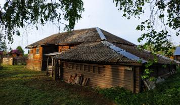 Дом, д. Турбаево