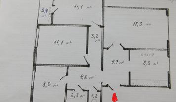 4 комнаты, Вологда, улица Ярославская, д. 24