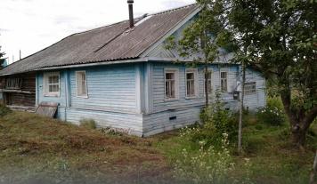 Дом, д. Вазеринцы, д. 27