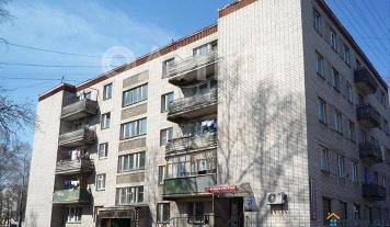 Комната, Вологда, улица Мохова, д. 46