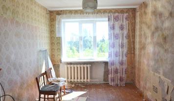 2 комнаты, п. Кипелово, улица Железнодорожная, д. 4
