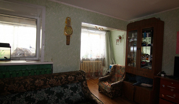 2 комнаты, п. Надеево, д. 11