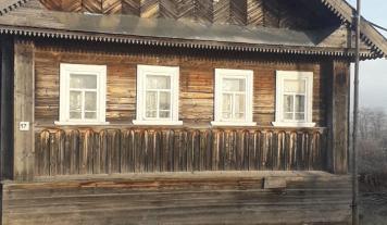 Дом, д. Бараково, д. 17