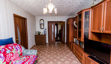 4 комнаты, п. Надеево, д. 21