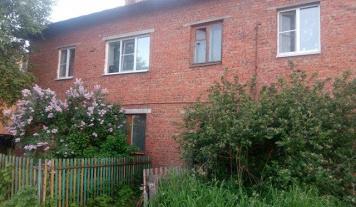 2 комнаты, п. Рубцово, д. 23