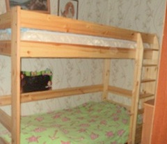 1 комната, п. Васильевское, улица Молодежная, д. 4