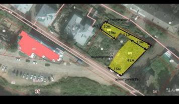 Участок, Вологда, наб 6 Армии, д. 167А